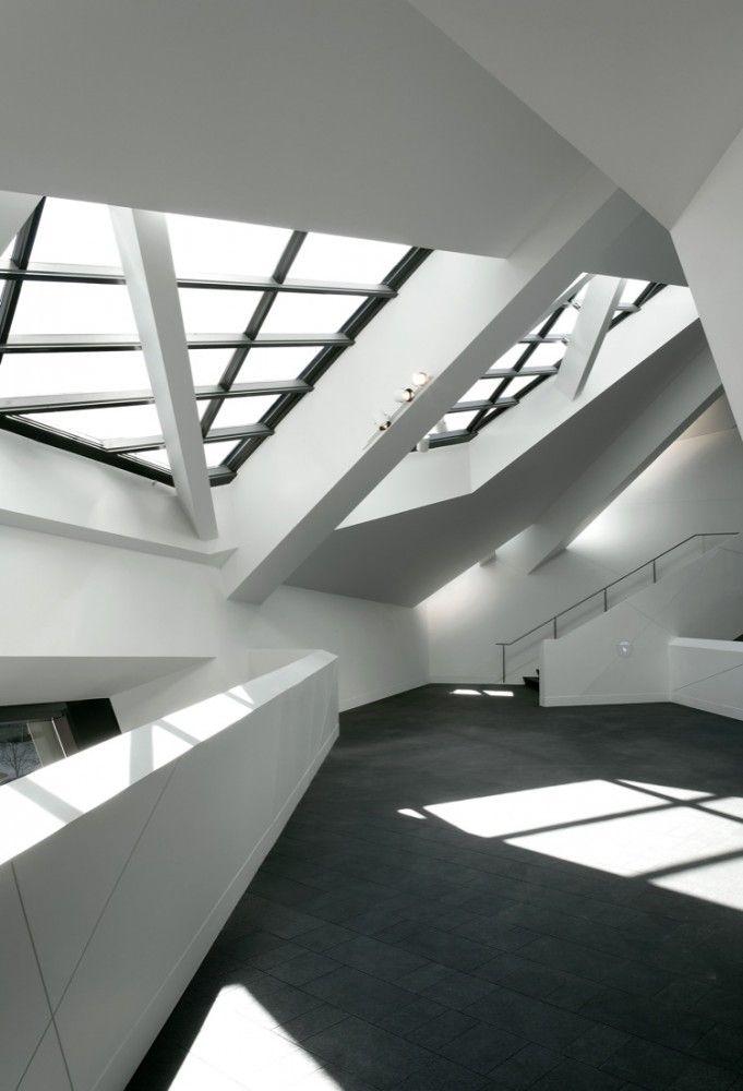 Denver Art Museum By Daniel Libeskind Architect Colorado Usa