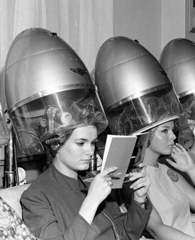 Vintage Hair Salons, Vintage Beauty
