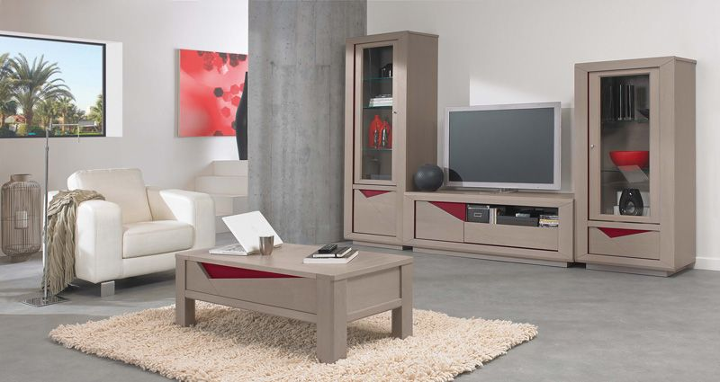 MILORD - meuble TV, table de salon | Meubles Lambermont | LBT ...
