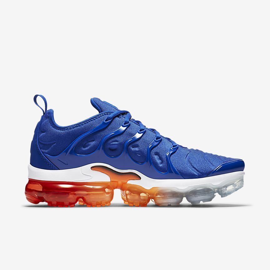 air max vapormax plus azul
