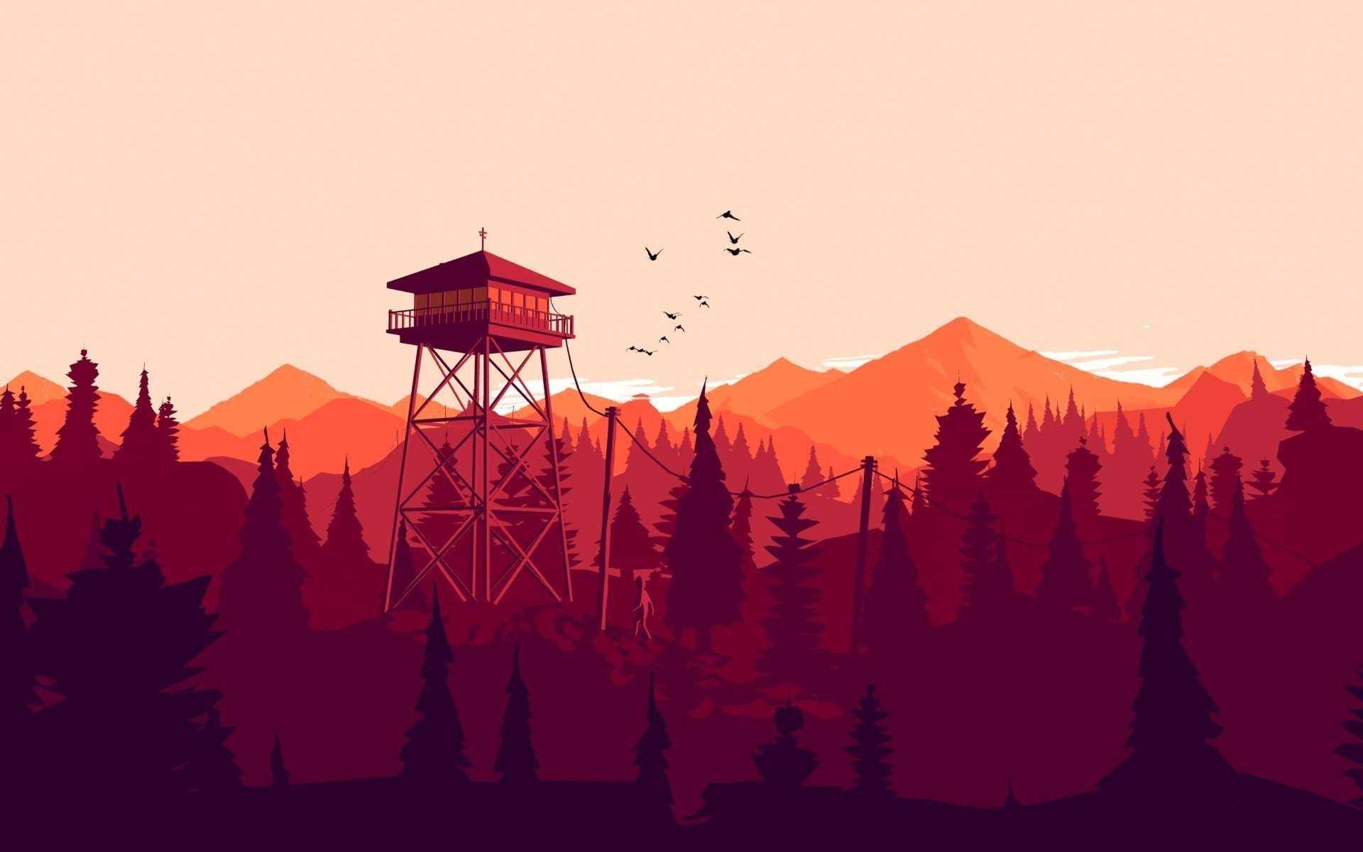 REVIEW / Firewatch (PS4)