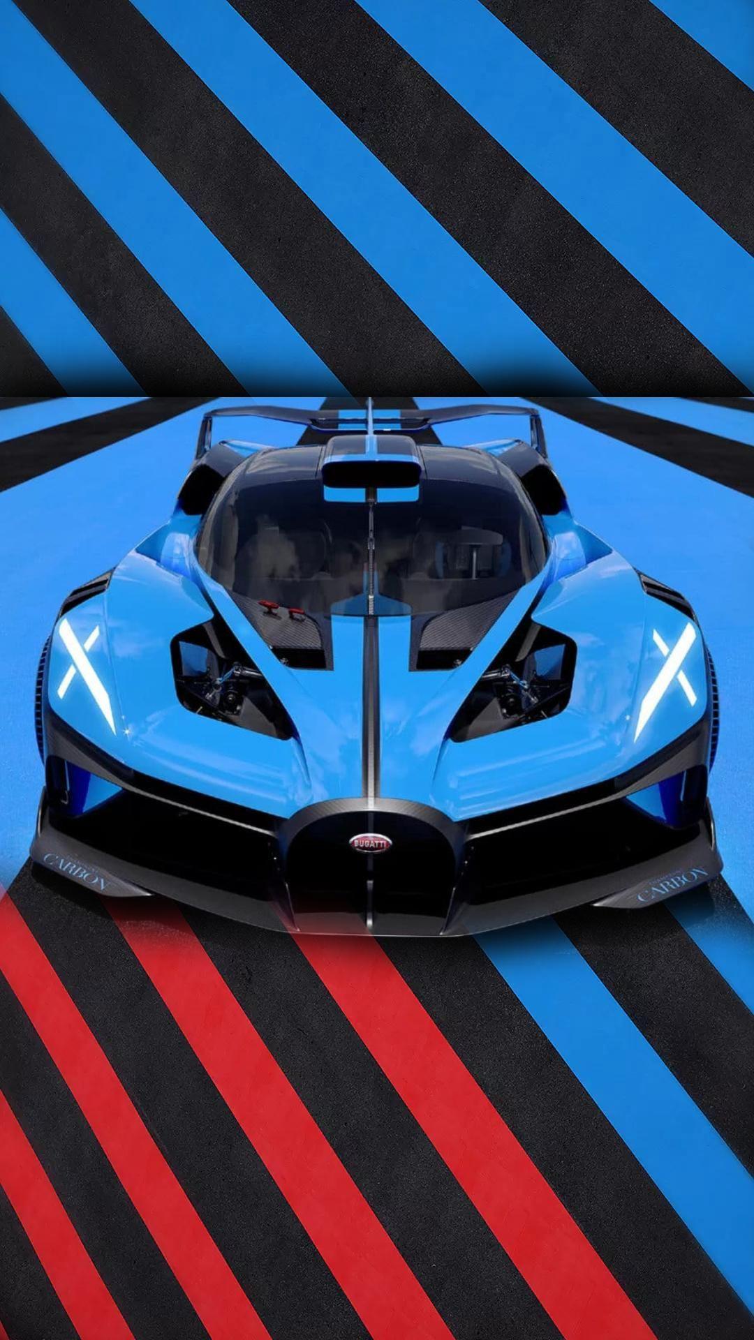 Bugatti Bolide Mobile Wallpaper Bugatti Bolide Sports Cars Luxury Super Car Bugatti
