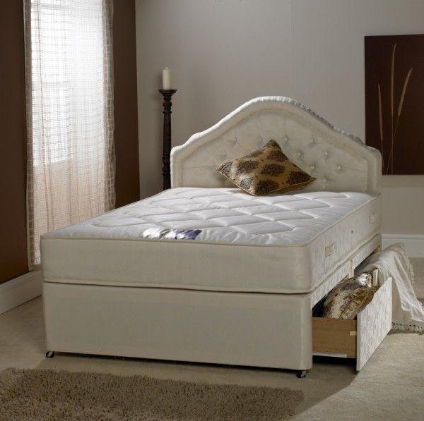 Apollo Beds Morpheus 5ft Kingsize Divan Bed Divan Sets Bed Divan Bed