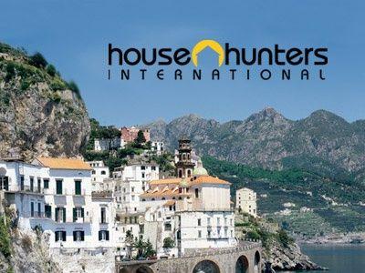 House Hunters International Amalfi coast italy, Hgtv