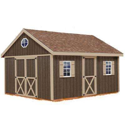 easton 12 ft x 20 ft wood storage shed kit - Garden Sheds Easton Pa
