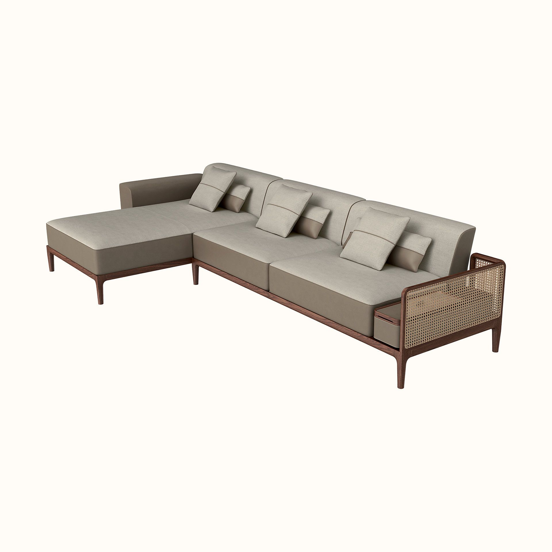 Sofa Sellier 2 Seater With Chaise Lounge Sofa Sofa Furniture Sofa Bed