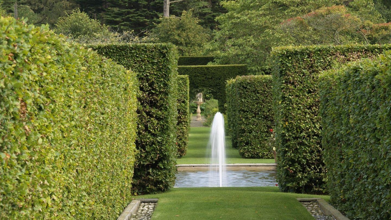 The Irish Georgian Society Has Organised A Walled Gardens Study Day To Take Day Gardens Georgian Irish Organ Garden Wall Garden Styles Garden Drawing