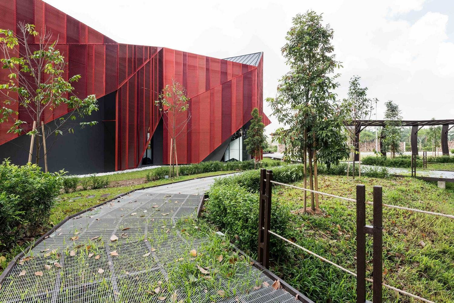 Gallery of Red Hill Gallery / MOA Architects + Formzero - 17 ...