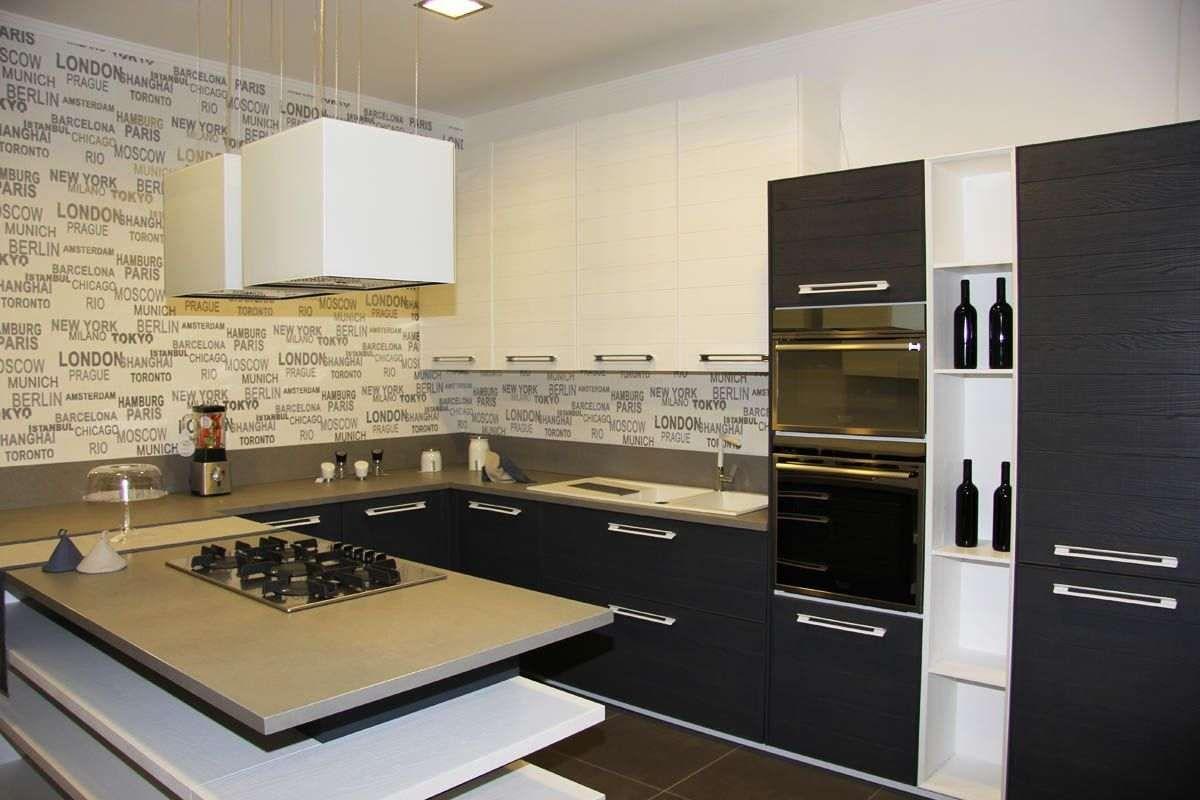 Elegant  K che in Grau Offenek che dyk kuechen de Graue K chen Pinterest Kitchens and House