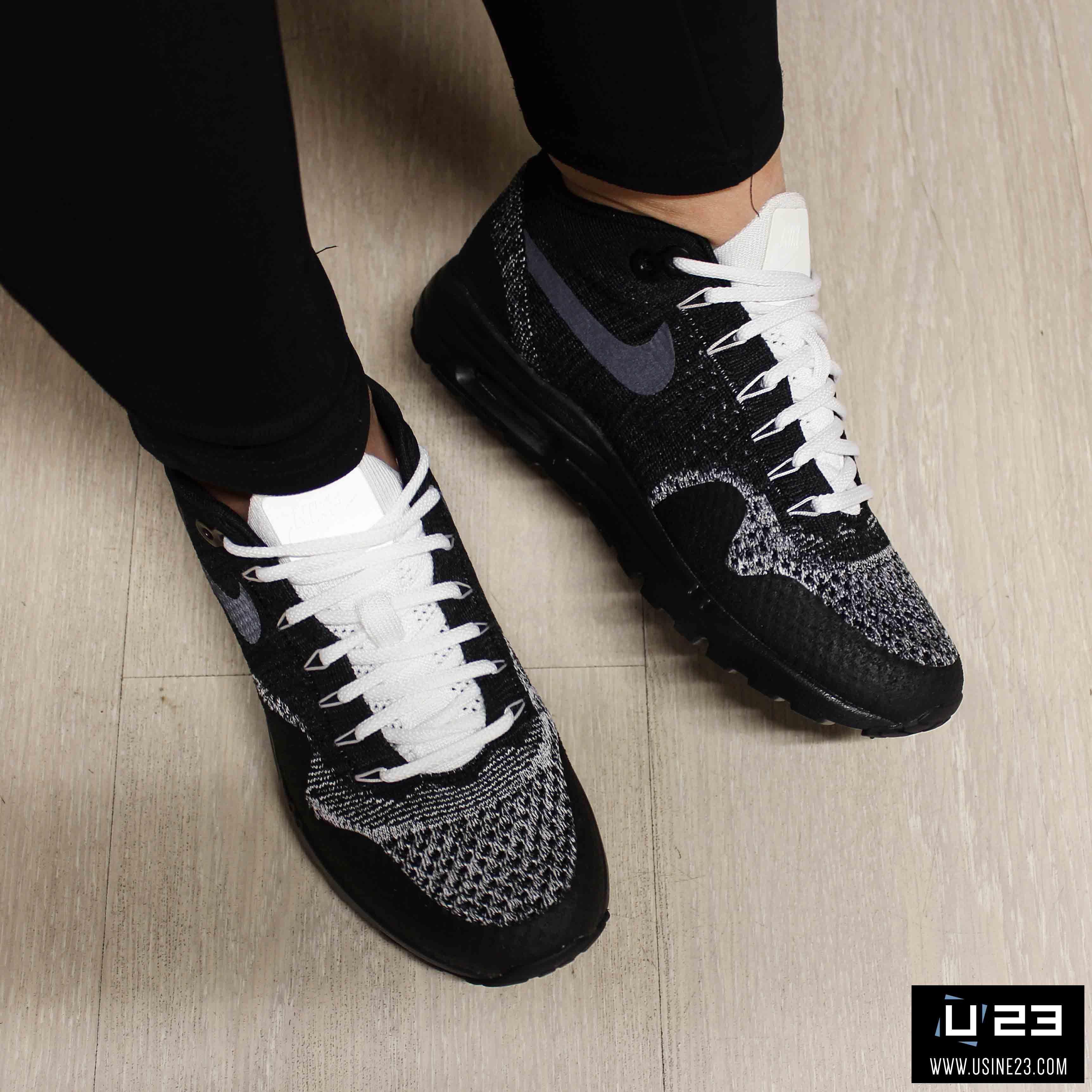 sneakers femme nike noir