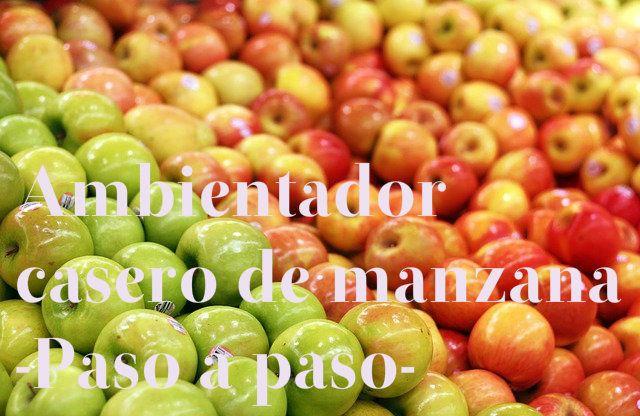 ambientador manzana