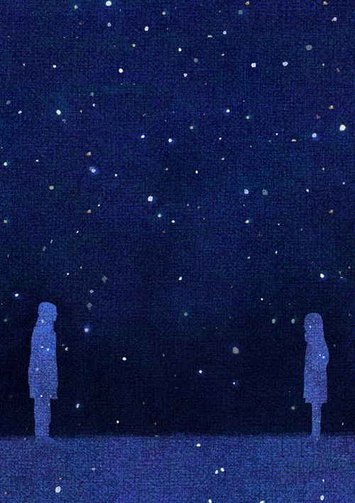 Sci Universe I Really Love These Starry Illustrations By Hajin Illustration Art Illustration Art