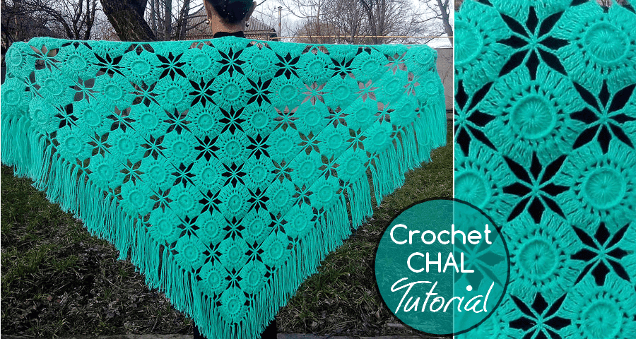 Crochet shawl patterns for beginners. | Crocheting and Sewing ...