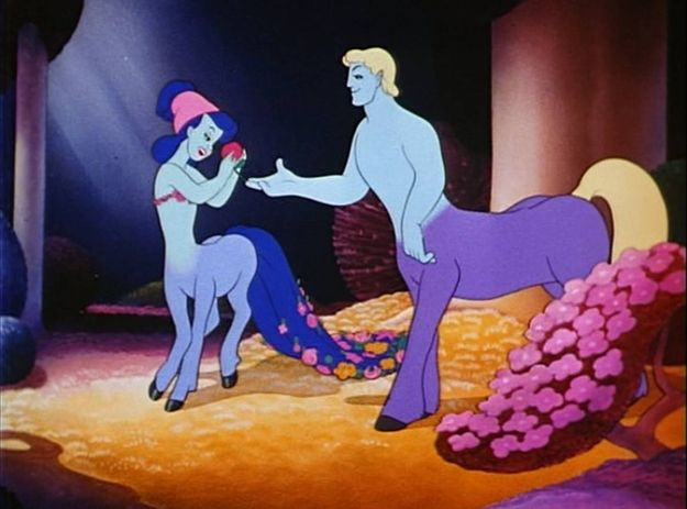 Is There Nudity In Fantasia