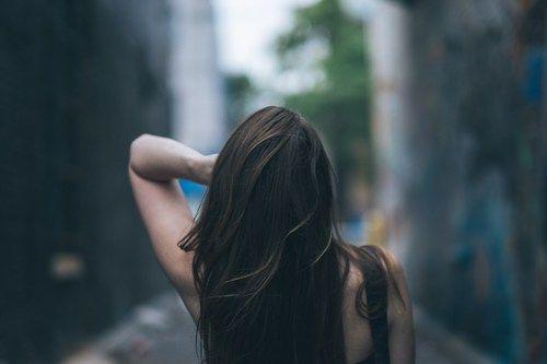 Imagen de girl and hair