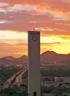 El Obelisco De Barquisimeto Es Un Destacado Monumento Ubicado En