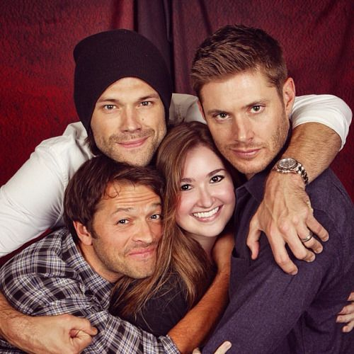 replace one of us with one of them.. aka big adorable ...