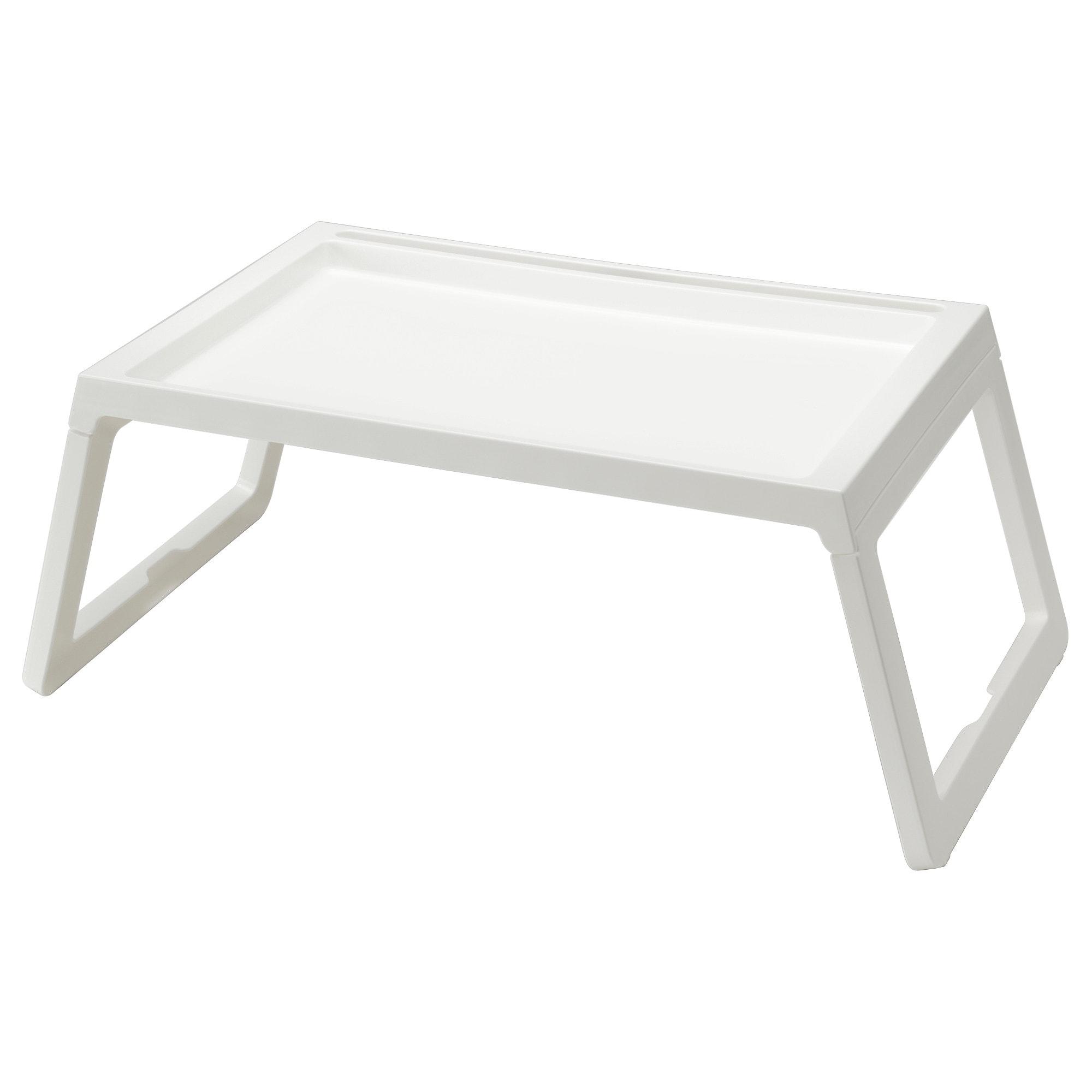 Klipsk Tavă Mic Dejun Alb Bed Tray Ikea Lap Tray