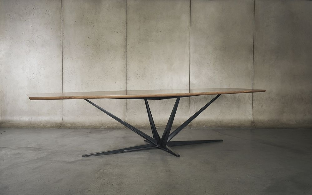 Luteca Agave Table Atelier Courbet Modern Dining Room Tables