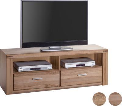 Elfo TV-Kommode TABEA 2 Schubladen, Kernbuche-massiv Jetzt - wohnzimmer kernbuche massiv