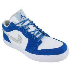 Nike Men s NIKE AIR JORDAN RETRO V.1 CASUAL SHOES 11 (MILITARY BLUE WHITE NTRL  GREY)  e82f013c9683