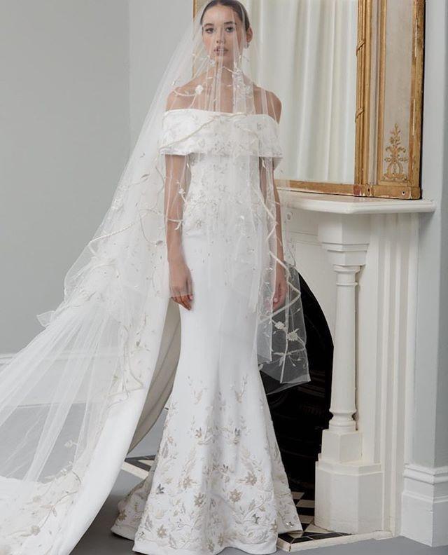 Steven Khalil spring 2019 wedding dresses | Wedding dress, Spring ...