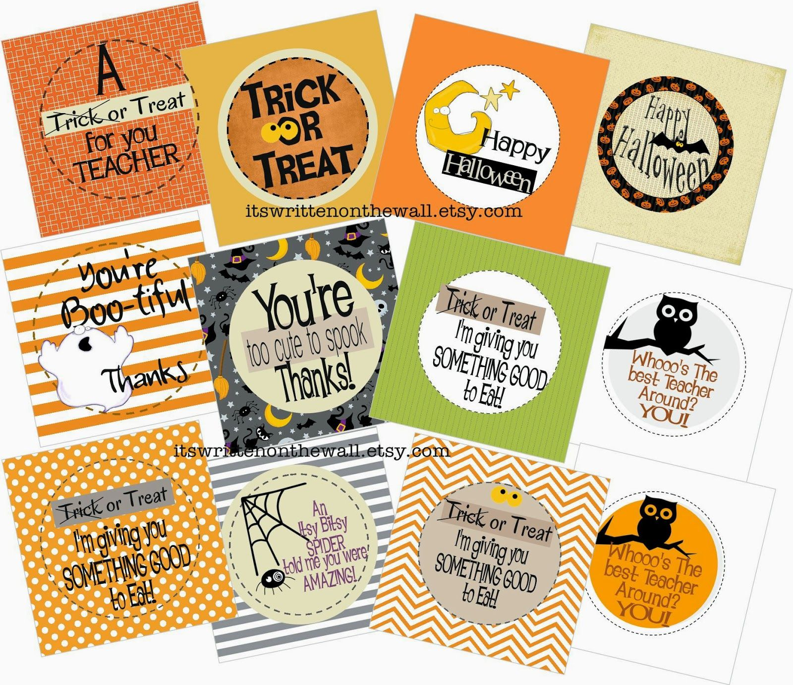 exciting halloween gift ideas for clients | spa | pinterest