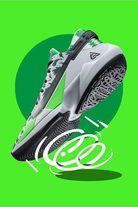 Nike Reveals Giannis Antetokounmpo's Second Signature ...