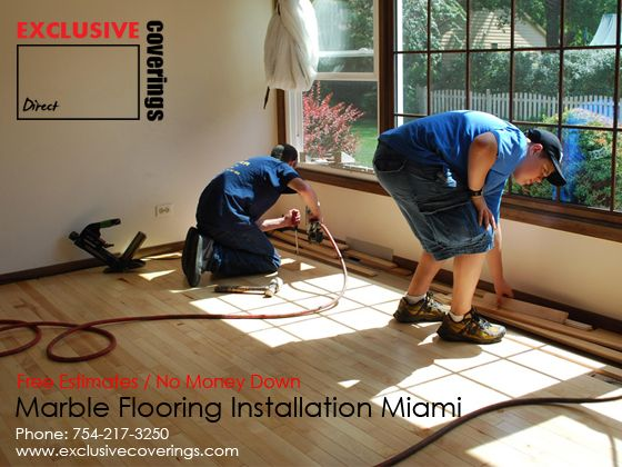 Marble Flooring Installation Miami Is Essential To Bring Out The Polished  Effect Out Of The Marble