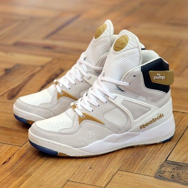 33c9271d63348e Reebok is celebrating the anniversary of its original The Pump basketball  sneaker with a series of collabs. London s Footpatrol is among the shops tas