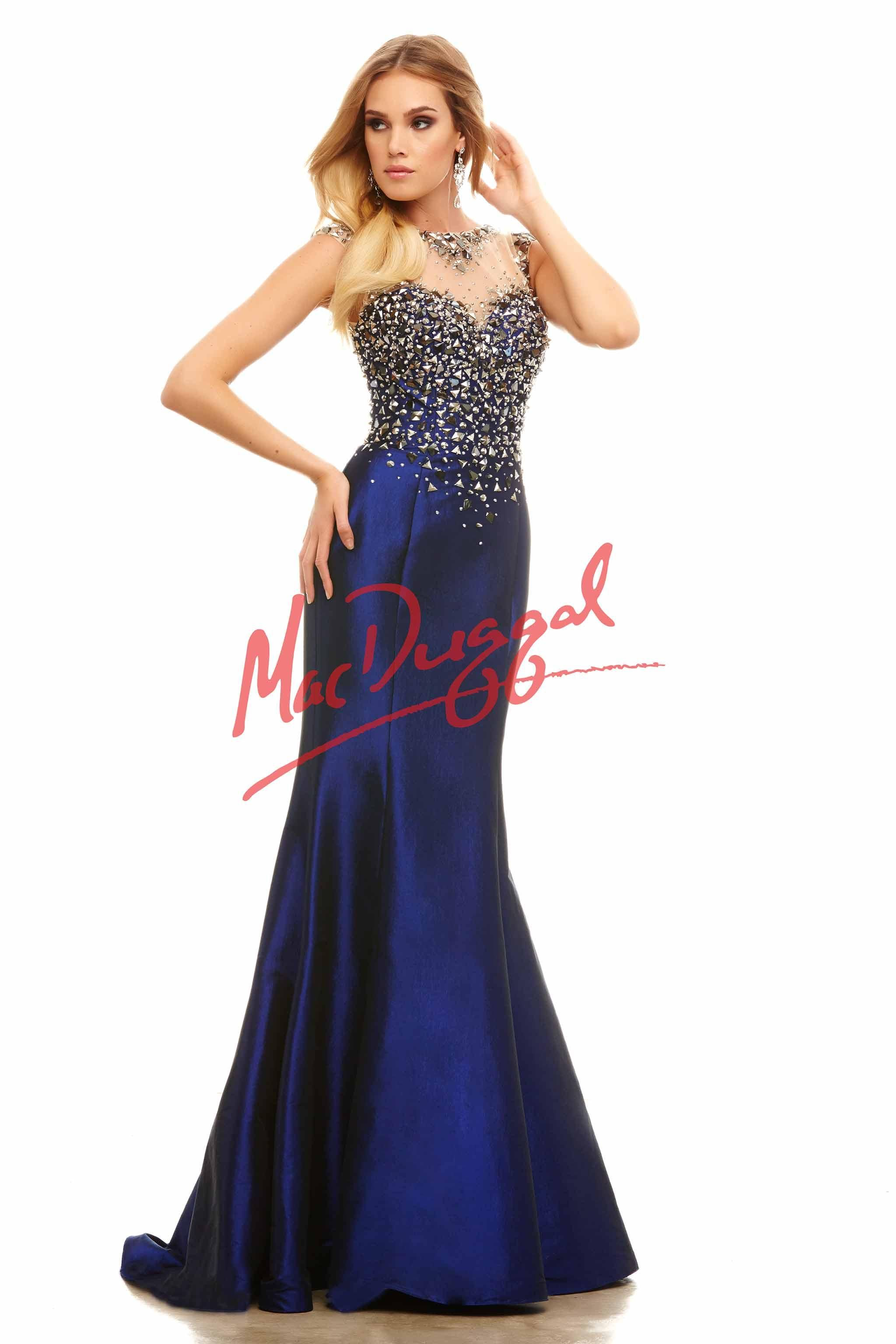 Style 82386A - Midnight | Gowns | Pinterest | Midnight blue, Style ...