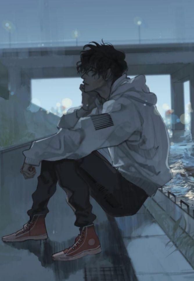 16 Anime Face Male Art Anime Art Cute Anime Guys Handsome Anime