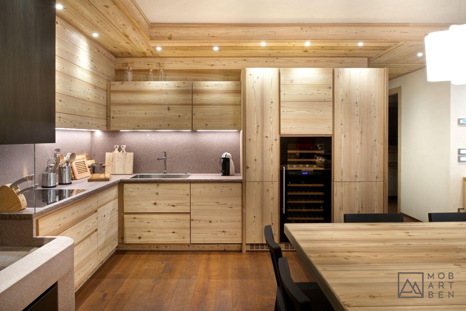 17 Idee Su Cucina Kitchen Design Cucina In Legno Cucine Arredamento In Legno