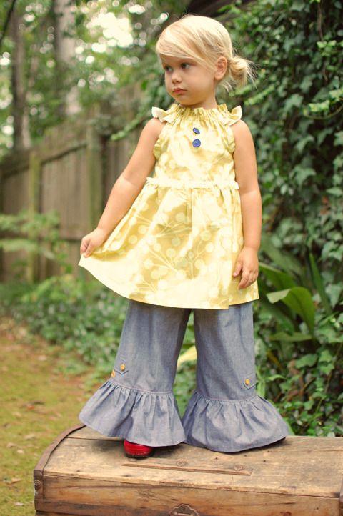 Nelle & Sleepy Jean | pint sized fashion | Pinterest | Lkw