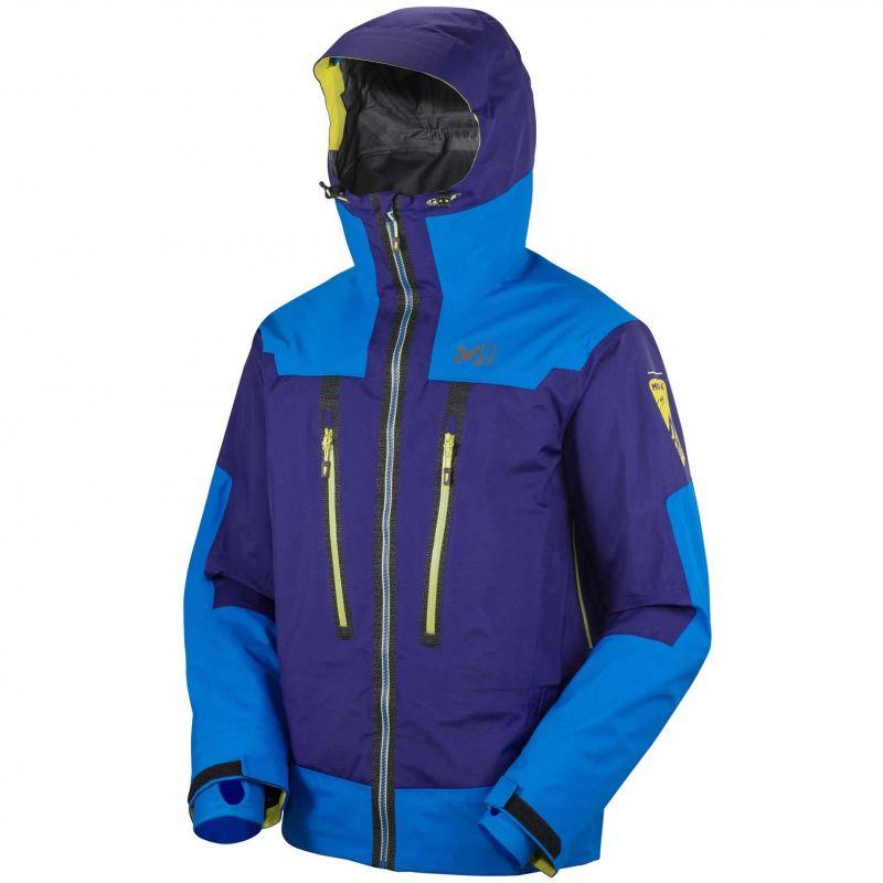 veste de ski homme millet cosmic couloir goretex ski pinterest veste ski vestes de ski. Black Bedroom Furniture Sets. Home Design Ideas