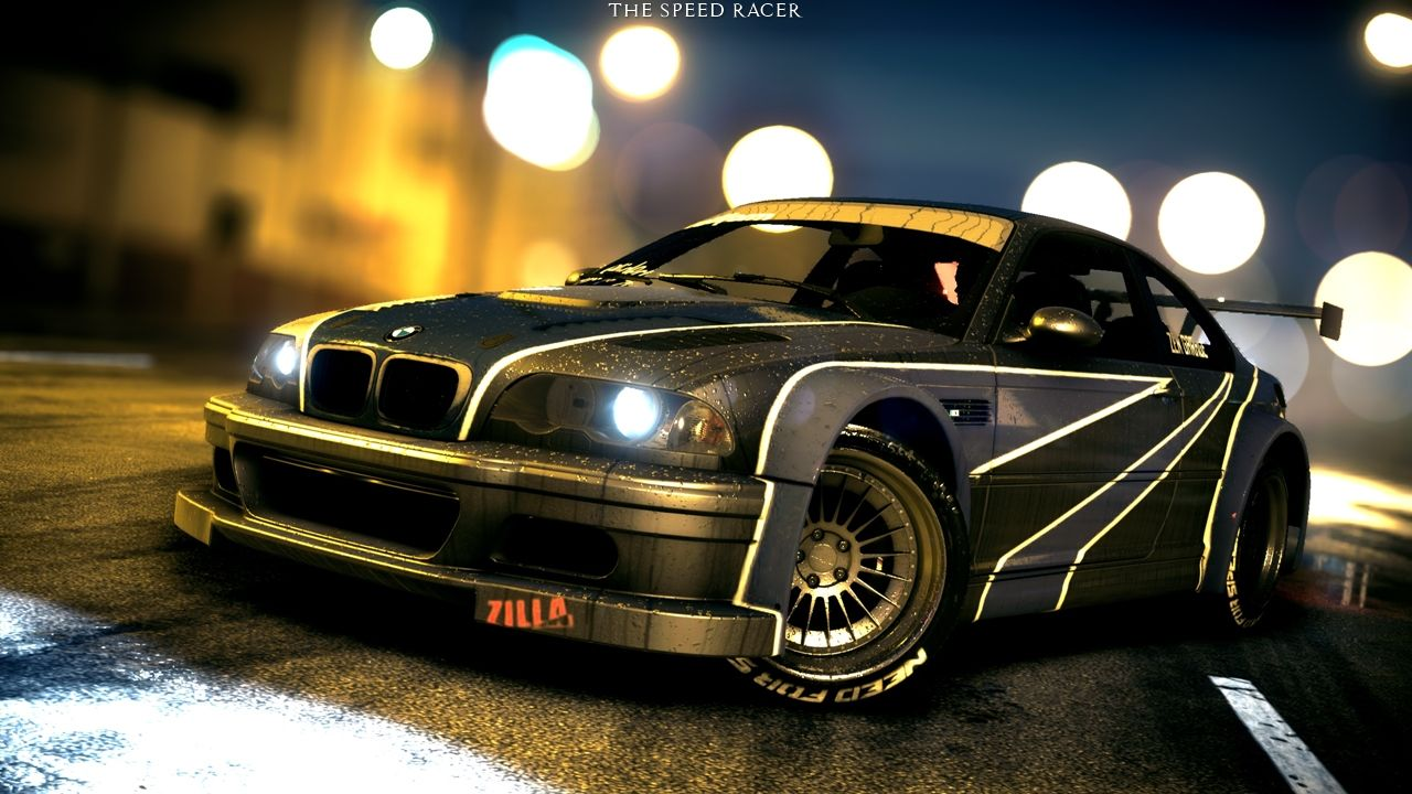 Bmw M3 Gtr E46 Deluxe Edition 2006 Need For Speed 2015
