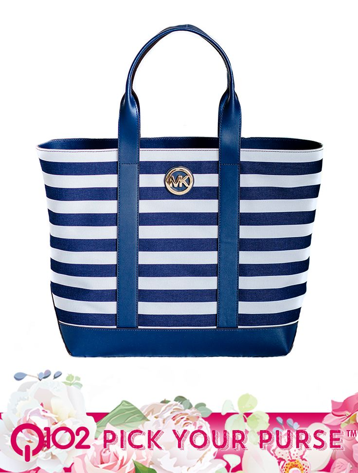 Michael Kors Fulton Canvas Tote Go To Wkrq Com To Find