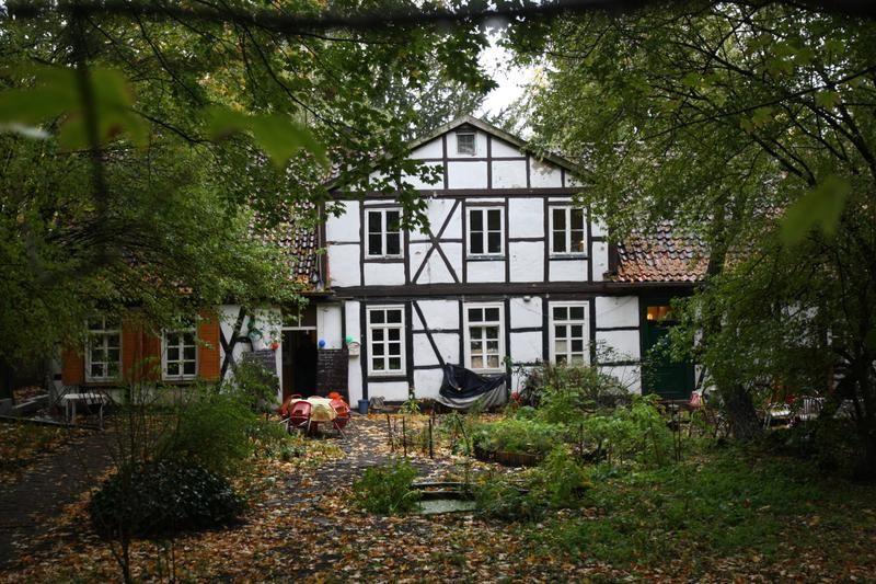 HANNOVER Nordstadt Das Gartenhaus am Judenkirchhof gilt