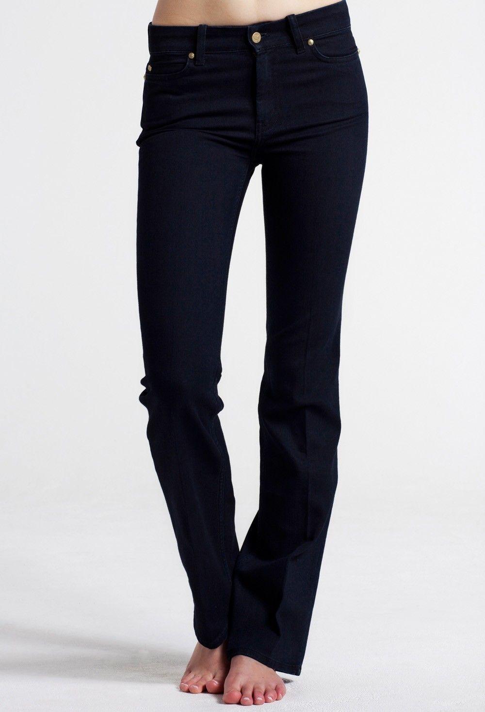 The MiH Jeans London bootcut in Kara.
