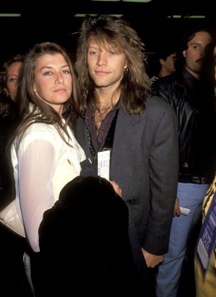 Foreman Fight April 19 1991 Sean Landeta Guest Jon Bon Jovi And