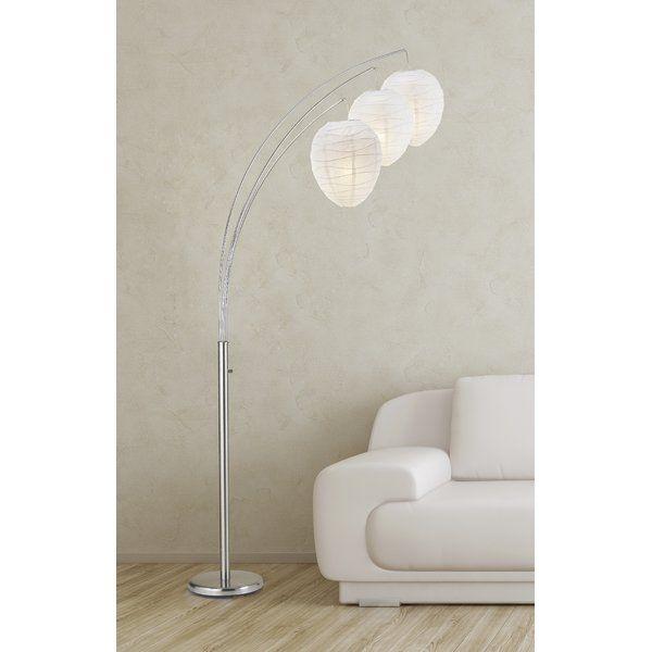 Taking inspiration from Japanese lanterns , this lovely floor lamp ...