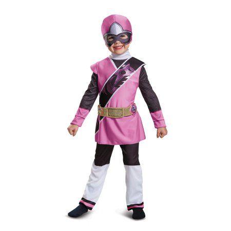 Toddler Ninja Steel Pink Power Ranger Costume Toddler Girlu0027s Size Small (2T  sc 1 st  Pinterest & Toddler Ninja Steel Pink Power Ranger Costume Toddler Girlu0027s Size ...