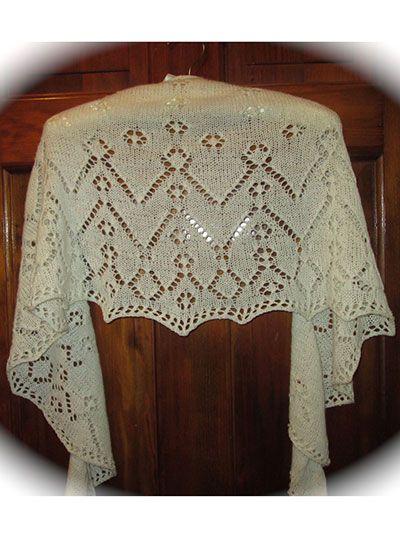 Knitting - Accessory Patterns - Ponchos, Shrugs, Shawls ...