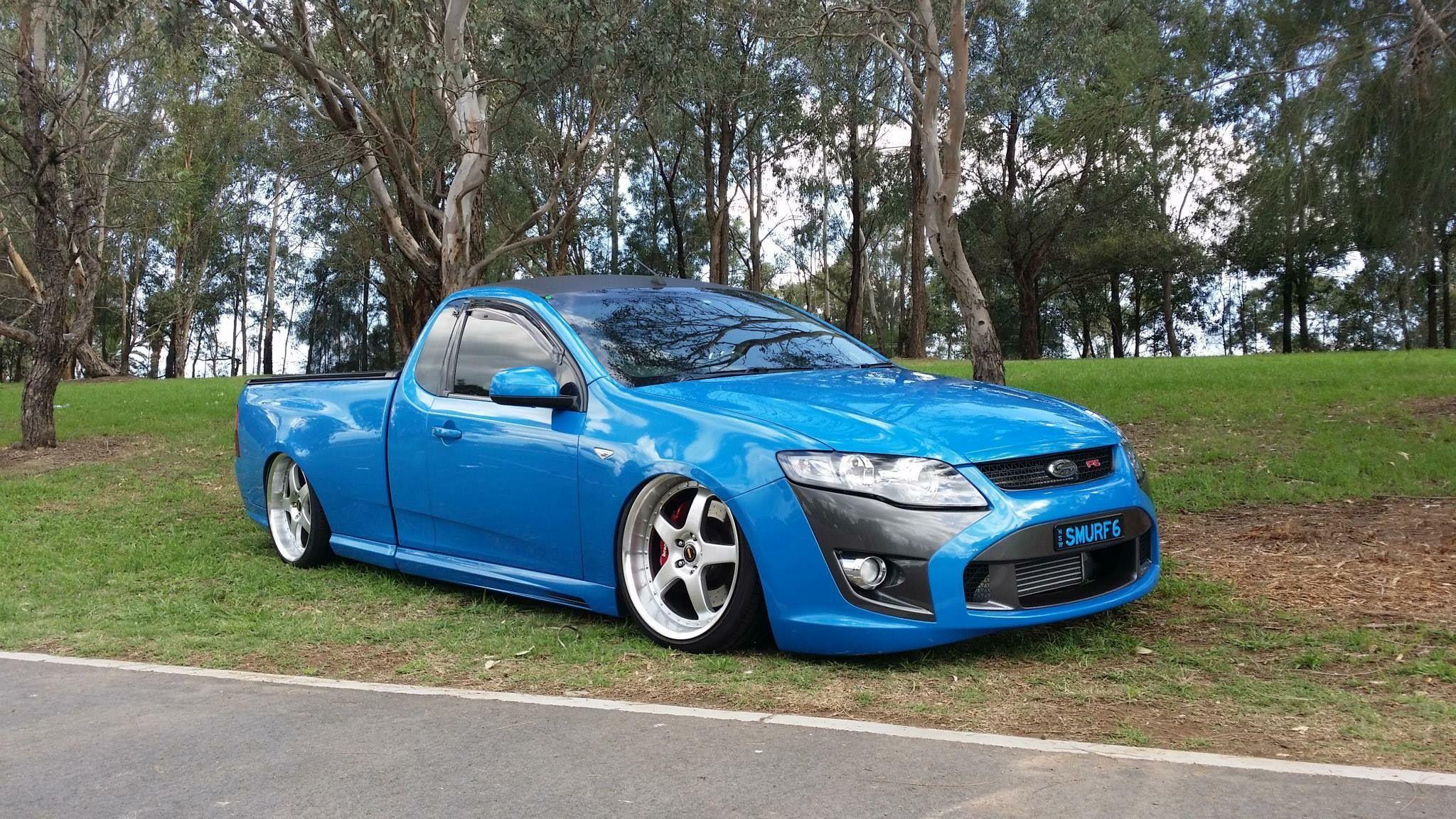 Falcon Xr8 Ute Australian Cars Australian Muscle Cars Ford Gt