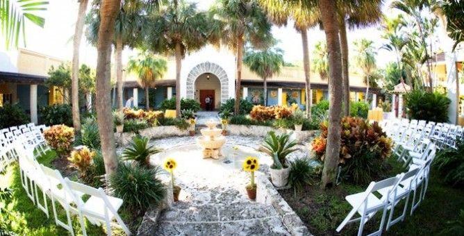 Fort Lauderdale Wedding Venue 3 Florida Venues Outdoor Reception Ceremony Decorations Locations