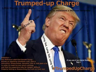 Trumped-up Charges