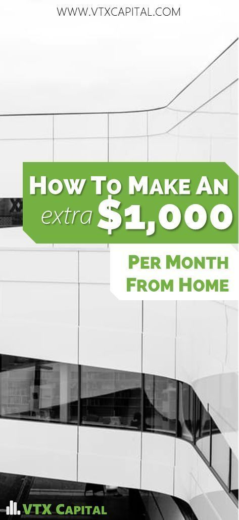 Looking for cool ways to make money from home? This list has so many ...