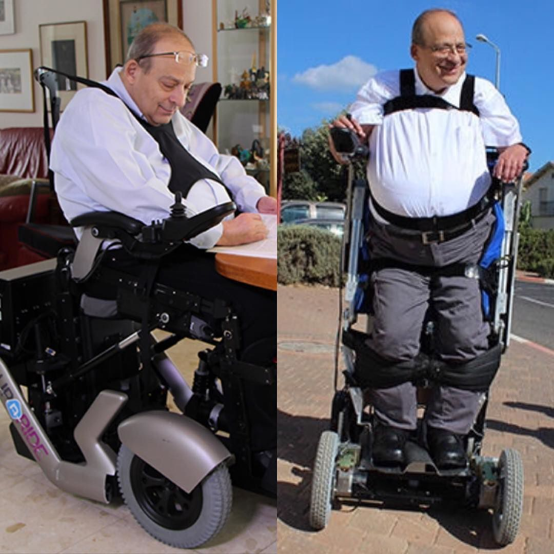 This special chair is designed to let quadriplegics stand up. #UPnRIDE #Robotics #wheeledchair #forspecialneeds #functional #practical #Technology #tech ...  sc 1 st  Pinterest & This special chair is designed to let quadriplegics stand up ...