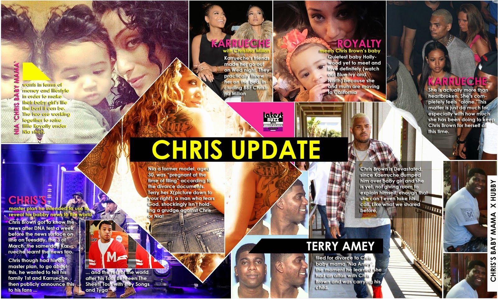 LatestBuzz with Brian Zvaita: LBWBZ | CHRIS BROWN's & BABY MAMA'S SETTLEMEMT | K...