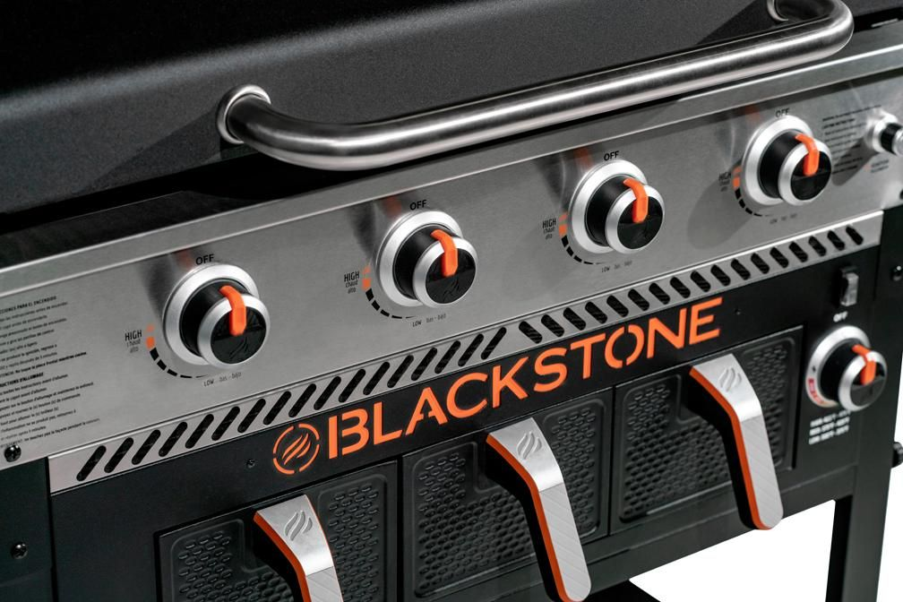 Consider the game changed blackstone griddle griddles